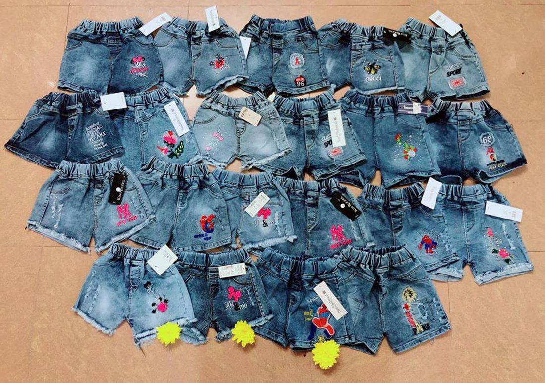 xưởng may quần jean trẻ em giá sỉ tốt nhất hiện nay