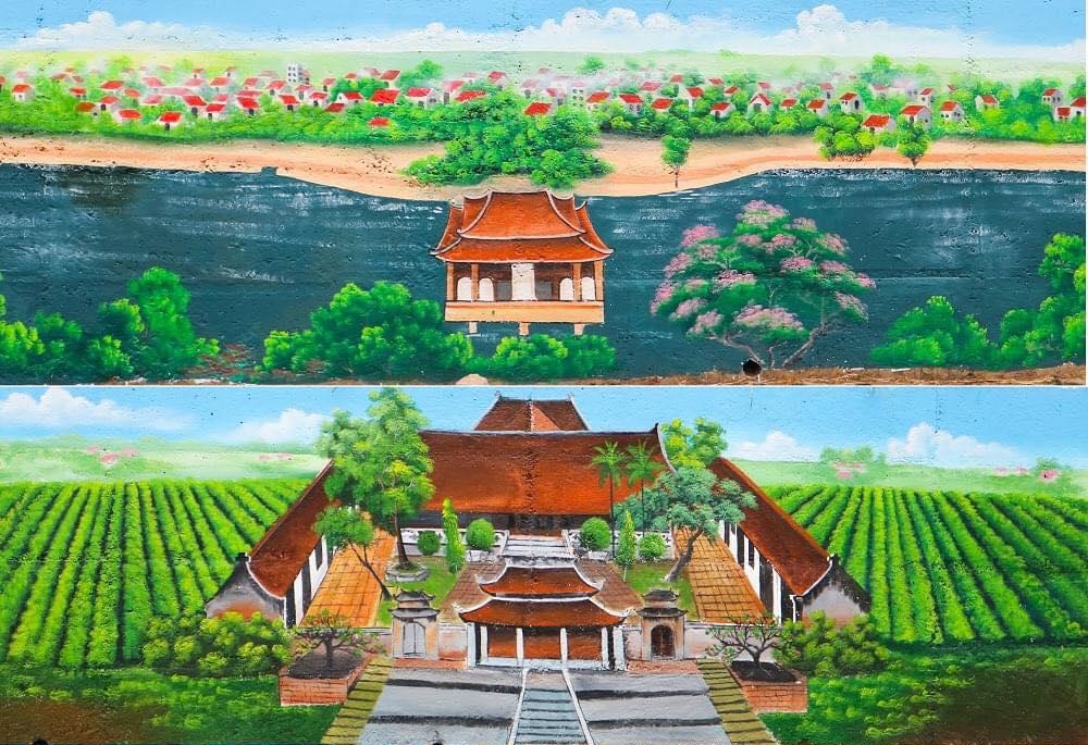 Nét đẹp của làng nghề may Tam Hiệp