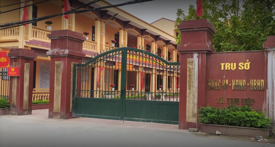 UBND Xã Tam Hiệp Huyện Phúc Thọ